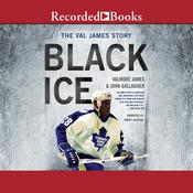 Black Ice: The Val James Story, by Valmore James, John Gallagher