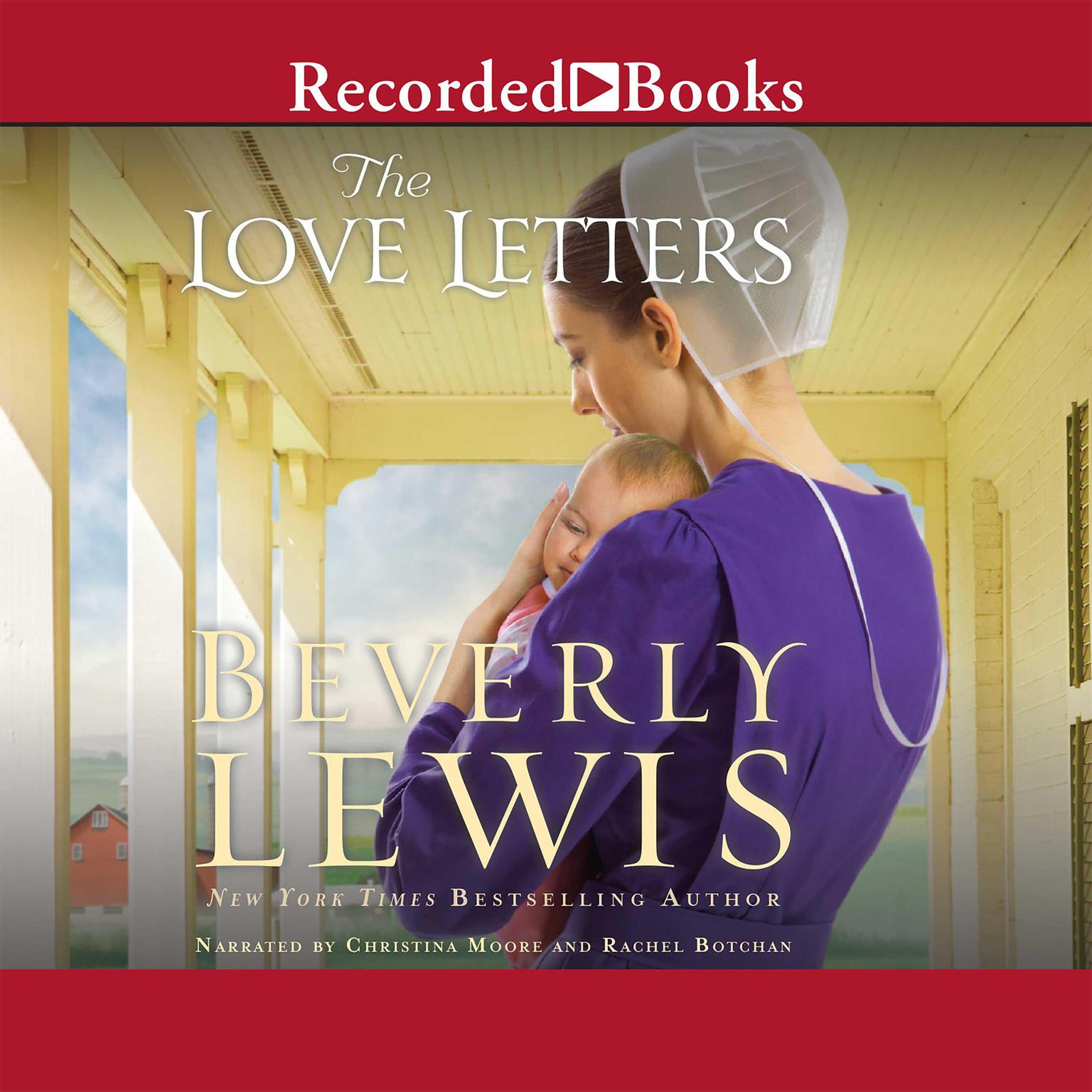 Printable The Love Letters Audiobook Cover Art
