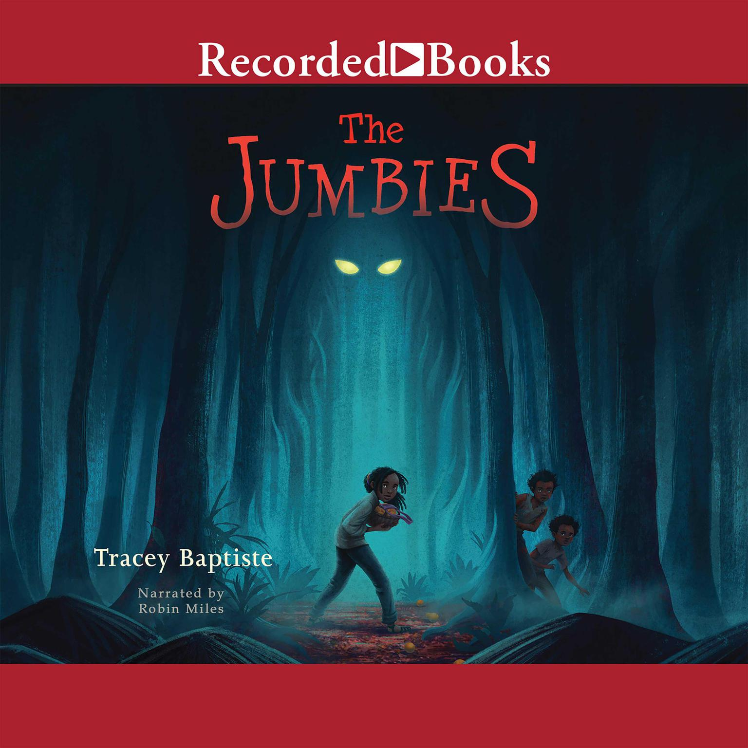 Printable The Jumbies Audiobook Cover Art