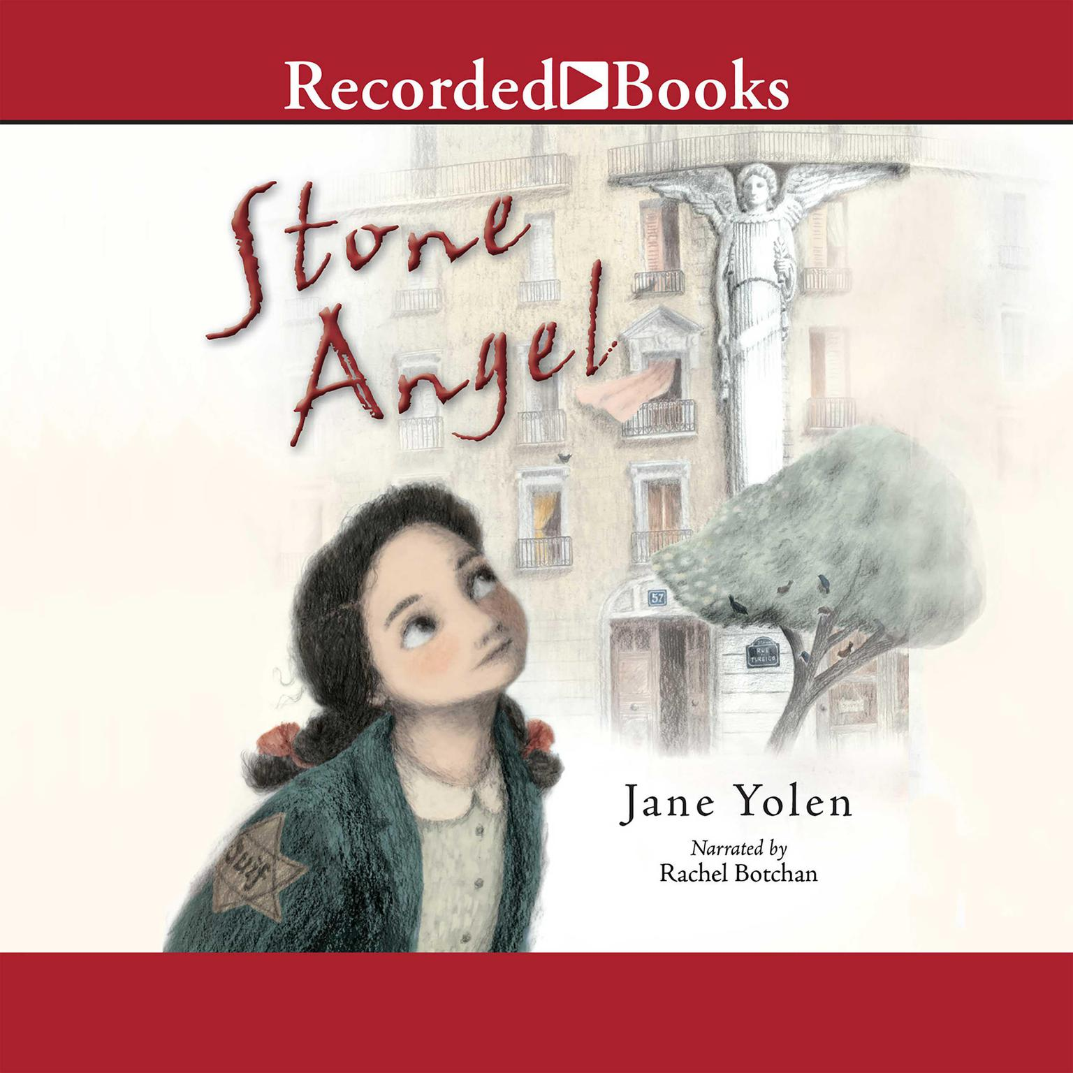 Printable Stone Angel Audiobook Cover Art