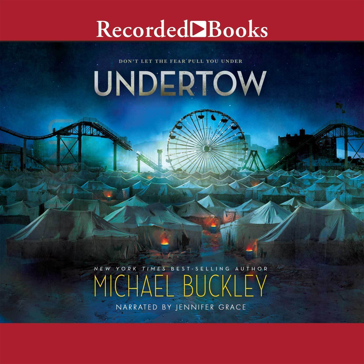 Printable Undertow Audiobook Cover Art