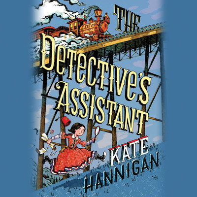 The Detectives Assistant Audiobook, by Kate  Hannigan