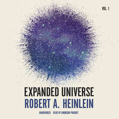 Expanded Universe, Vol. 1 Audiobook, by