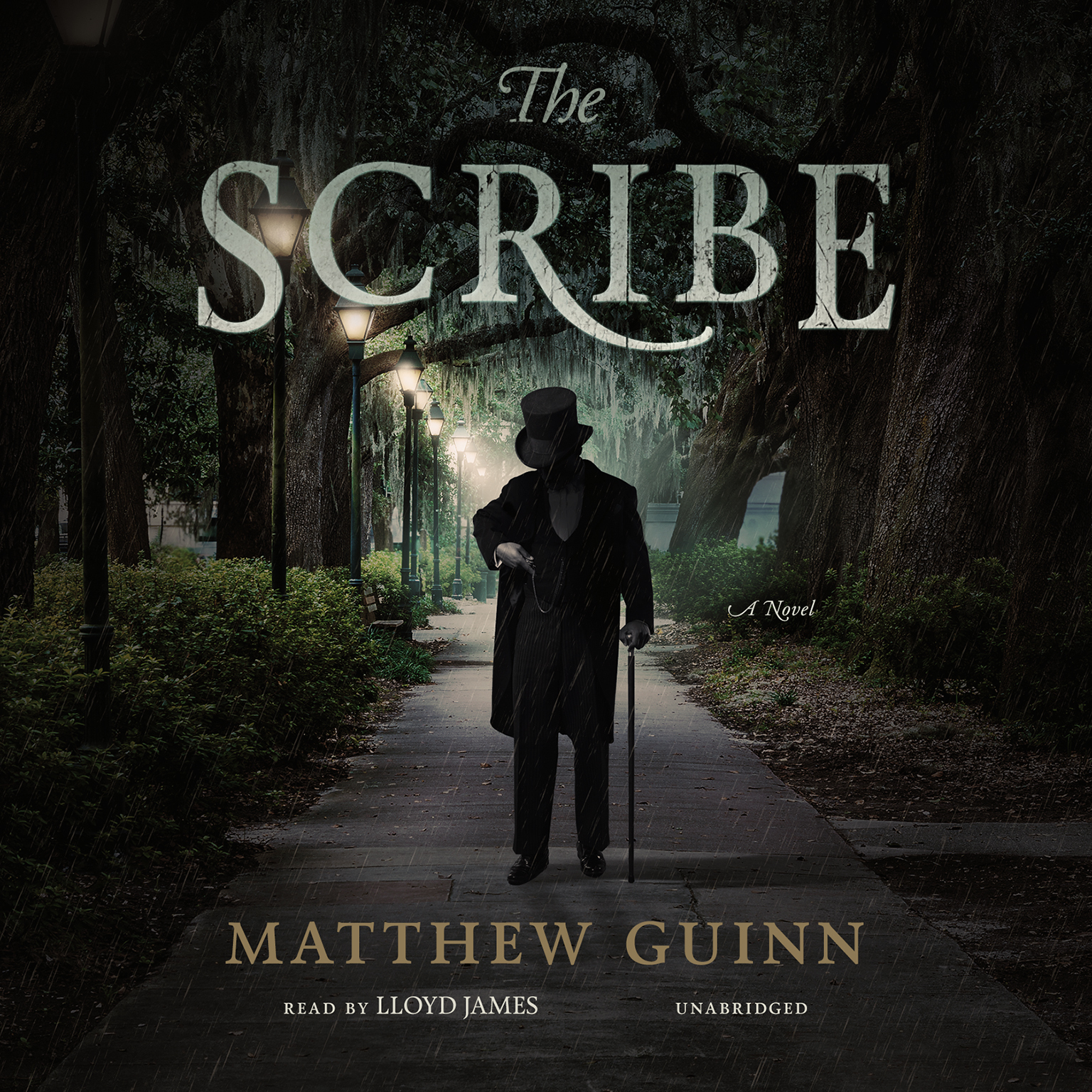 Printable The Scribe: A Novel Audiobook Cover Art