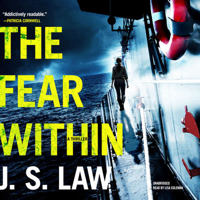 The Fear Within: A Thriller Audiobook, by J. S. Law