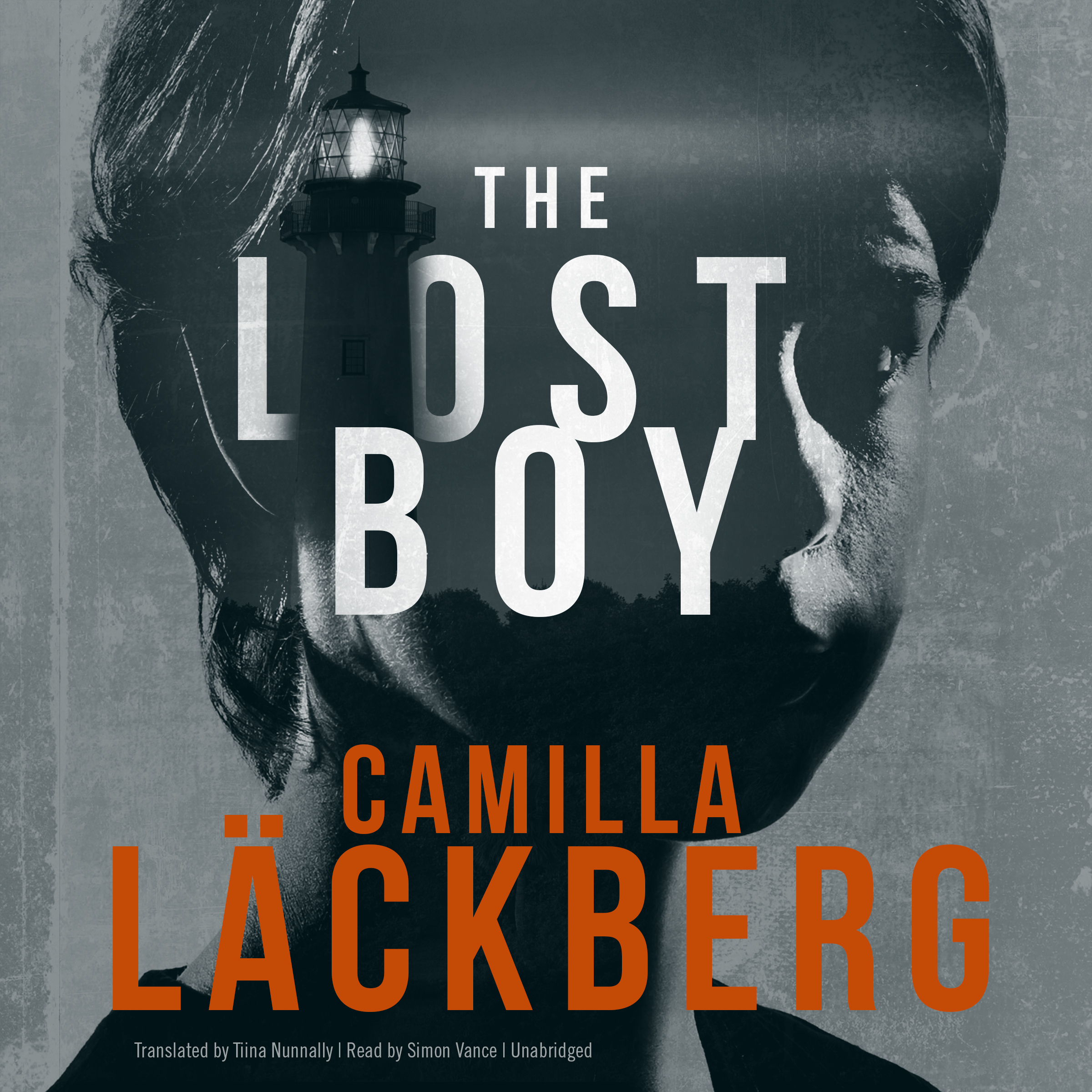 Printable The Lost Boy Audiobook Cover Art