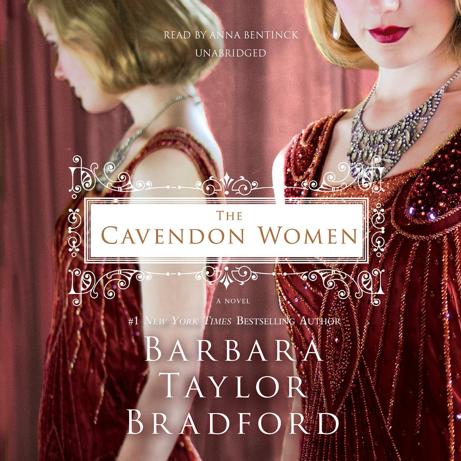 Printable The Cavendon Women: A Novel Audiobook Cover Art