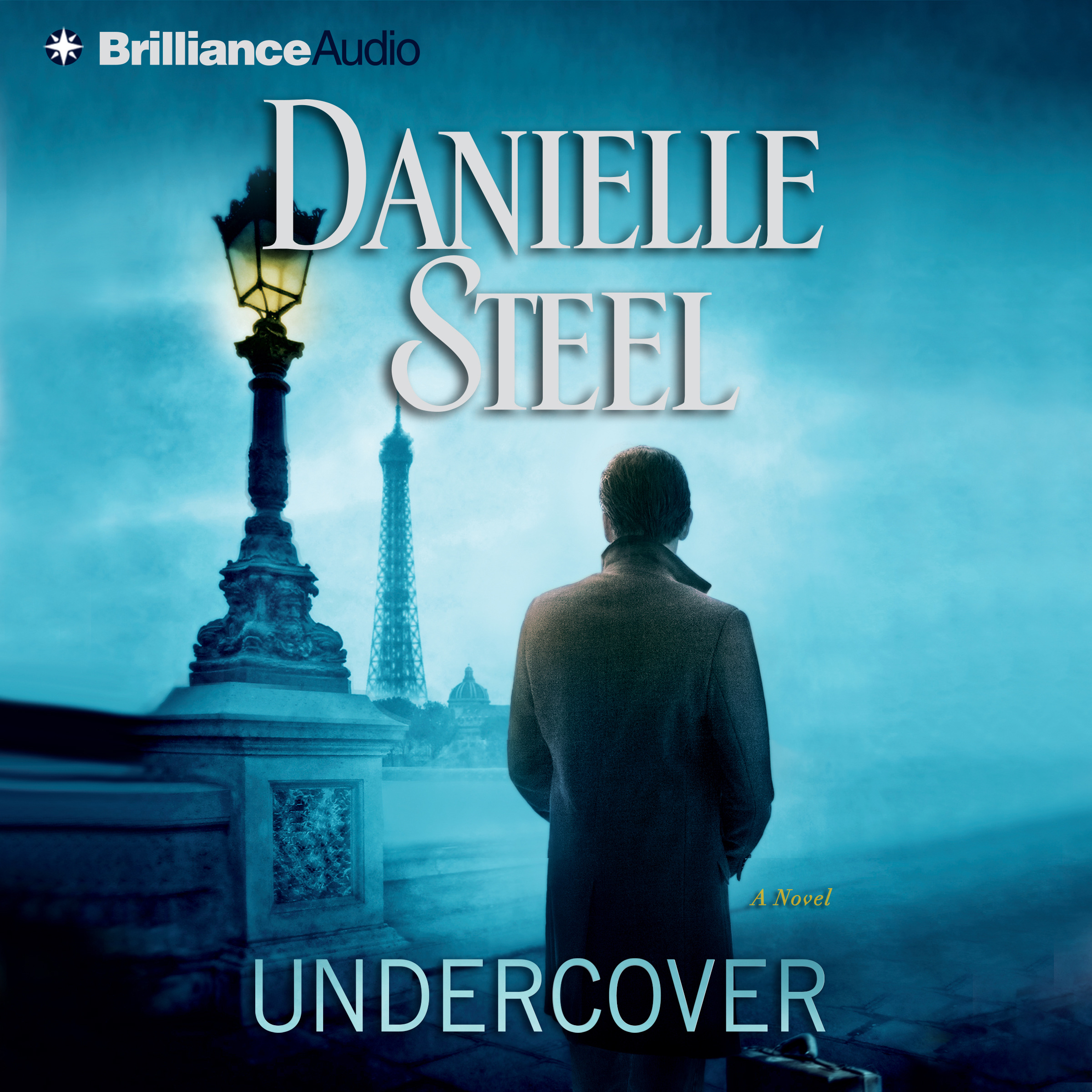 Printable Undercover Audiobook Cover Art