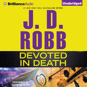 Devoted in Death, by J. D. Robb