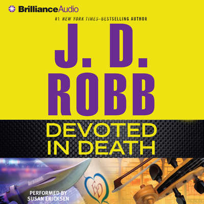 Devoted in Death (Abridged) Audiobook, by J. D. Robb