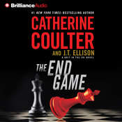 The End Game Audiobook, by Catherine Coulter, J. T. Ellison