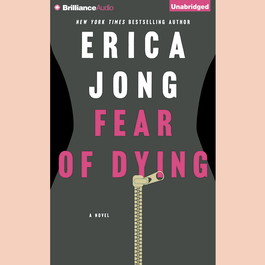 Printable Fear of Dying Audiobook Cover Art