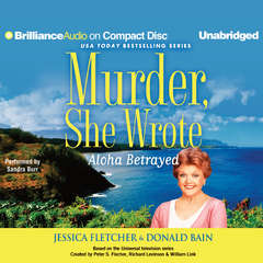 Aloha Betrayed Audiobook, by Jessica Fletcher, Donald Bain