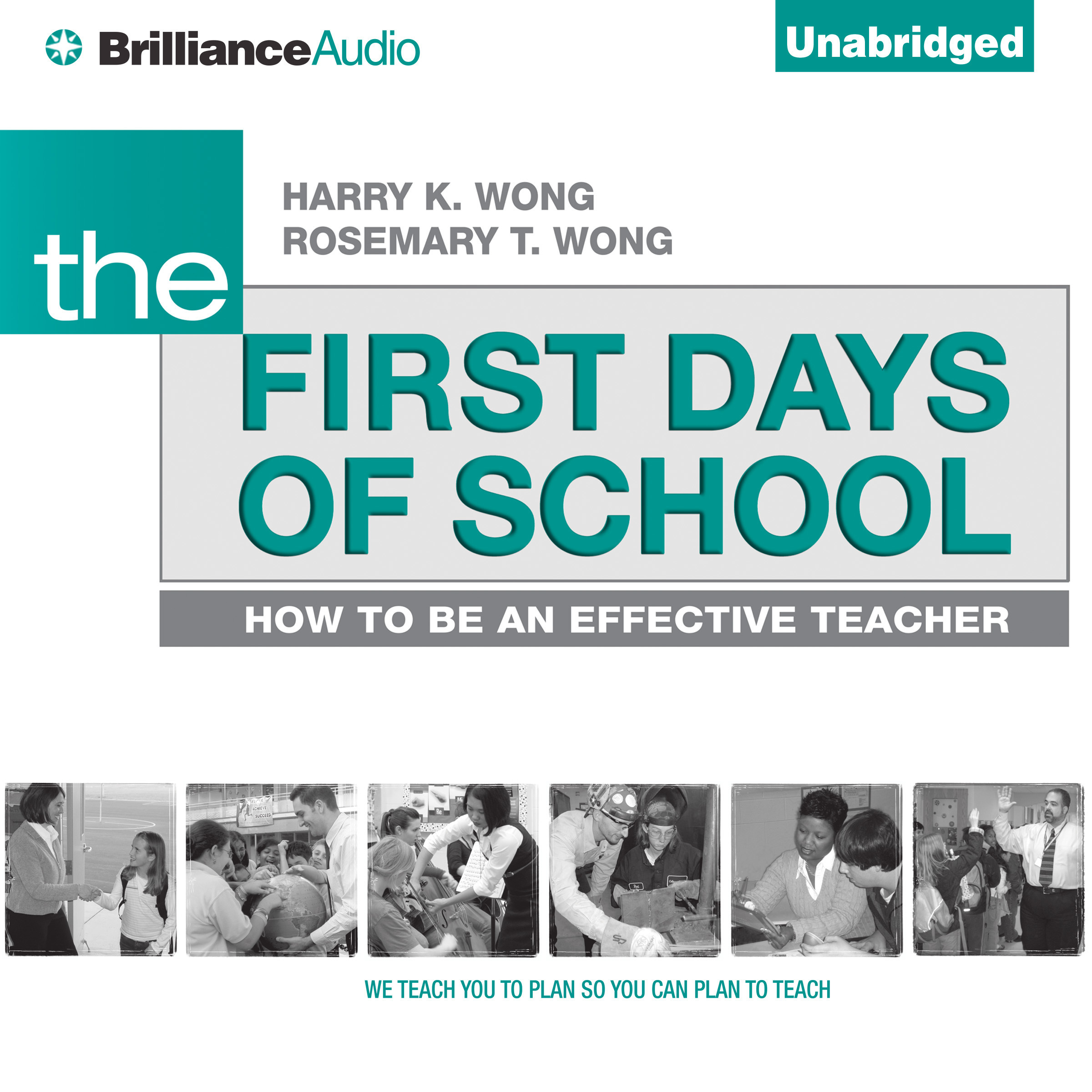 Printable The First Days of School: How to Be an Effective Teacher, 4th Edition Audiobook Cover Art