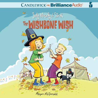 Judy Moody & Stink: The Wishbone Wish Audiobook, by Megan McDonald