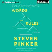 Words and Rules: The Ingredients of Language, by Steven Pinker