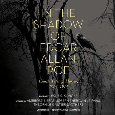 In the Shadow of Edgar Allan Poe: Classic Tales of Horror, 1816–1914 Audiobook, by Leslie S. Klinger