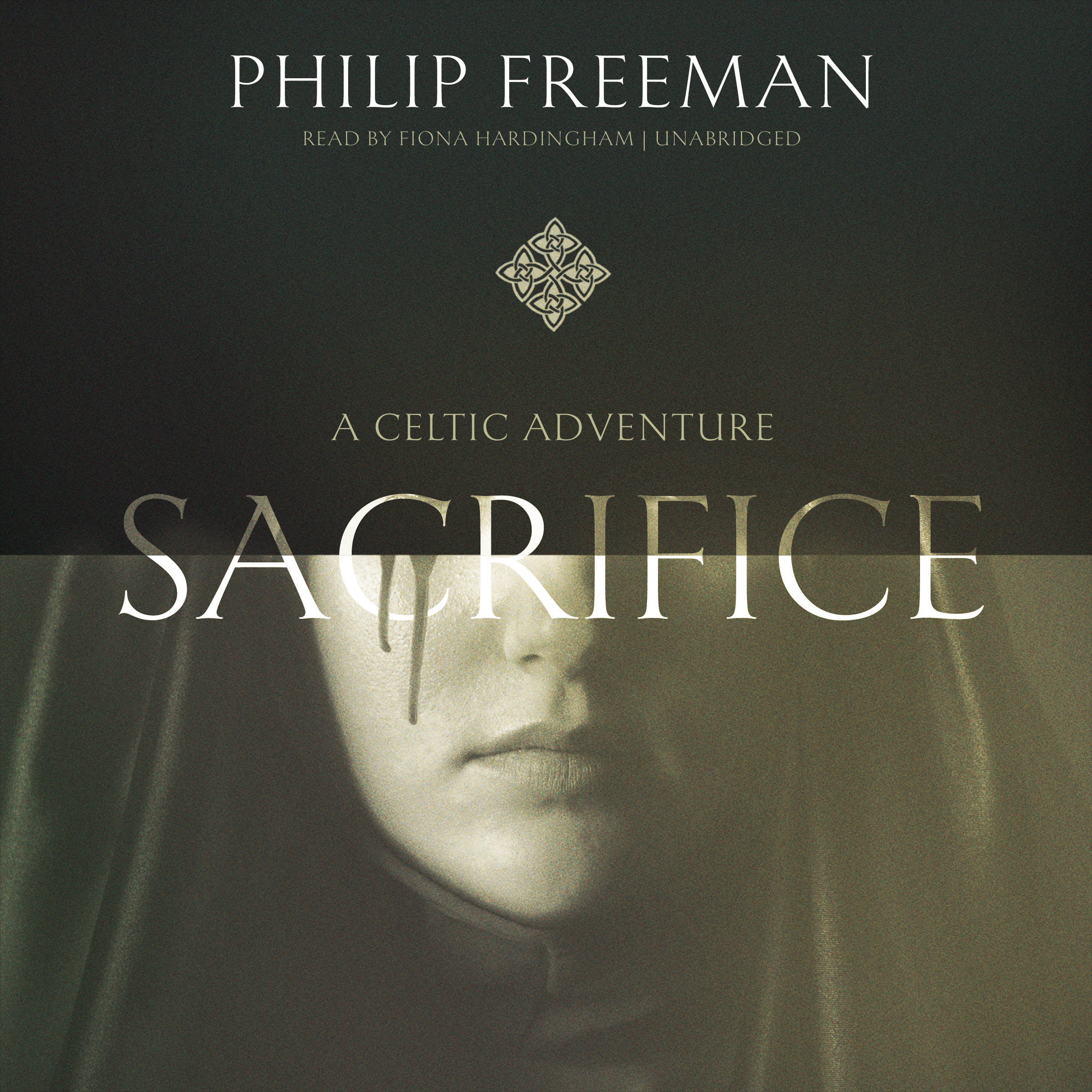 Printable Sacrifice: A Celtic Adventure Audiobook Cover Art