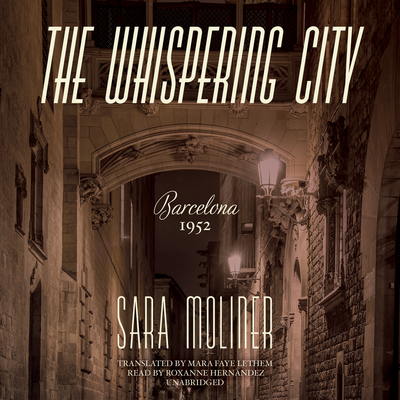 The Whispering City Audiobook, by Sara Moliner