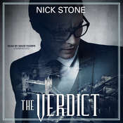 The Verdict Audiobook, by Nick Stone