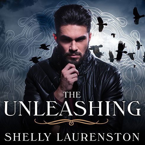 Printable The Unleashing Audiobook Cover Art