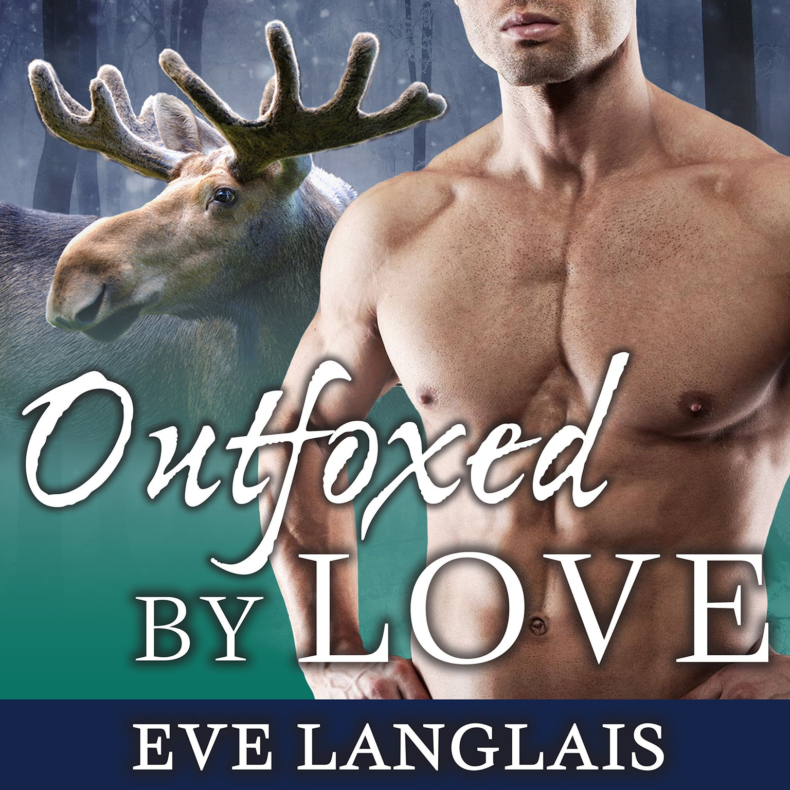 Printable Outfoxed by Love Audiobook Cover Art