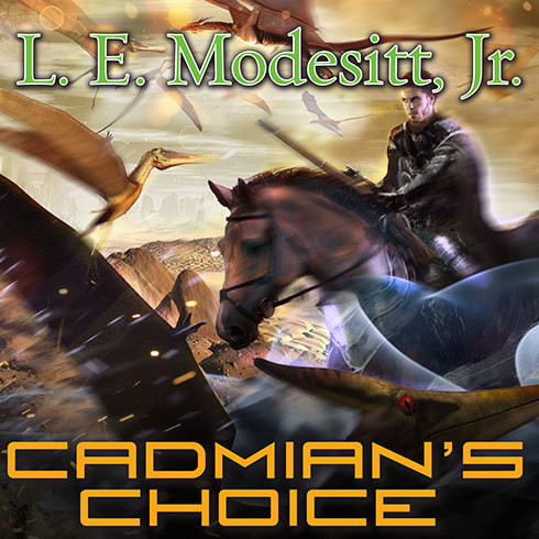 Printable Cadmian's Choice Audiobook Cover Art