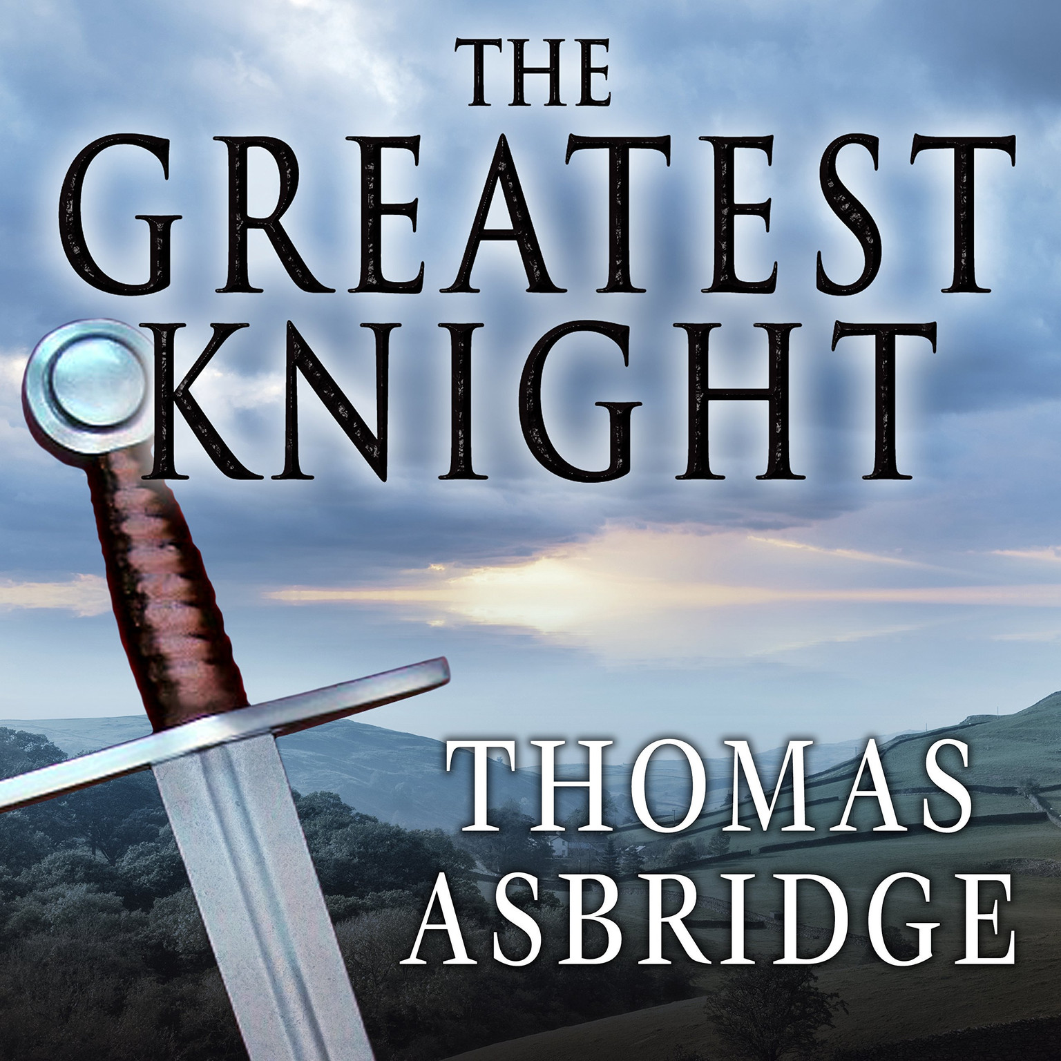 Printable The Greatest Knight: The Remarkable Life of William Marshal, the Power Behind Five English Thrones Audiobook Cover Art