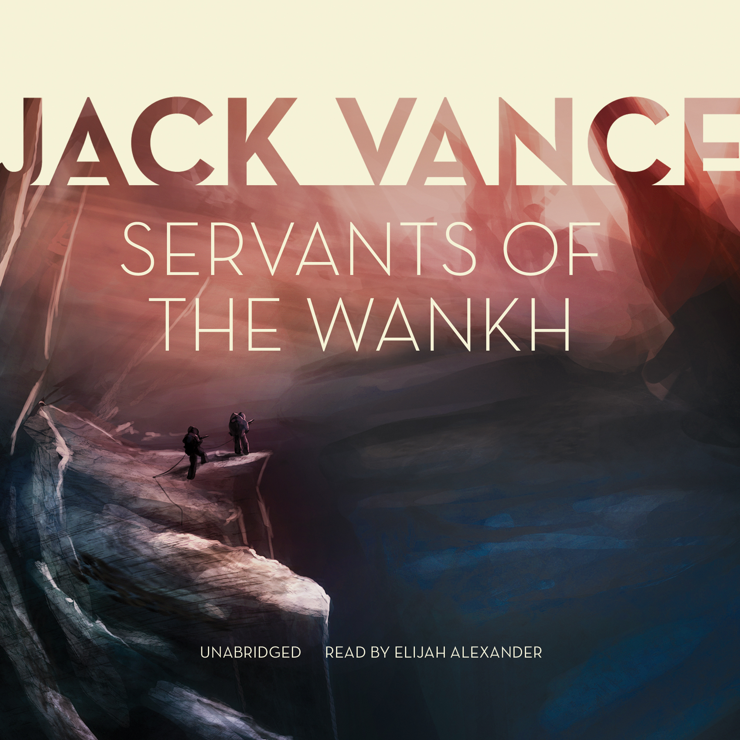 Printable Servants of the Wankh Audiobook Cover Art
