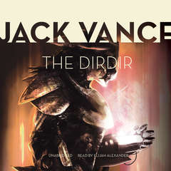 The Dirdir Audiobook, by Jack Vance