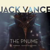 The Pnume Audiobook, by Jack Vance