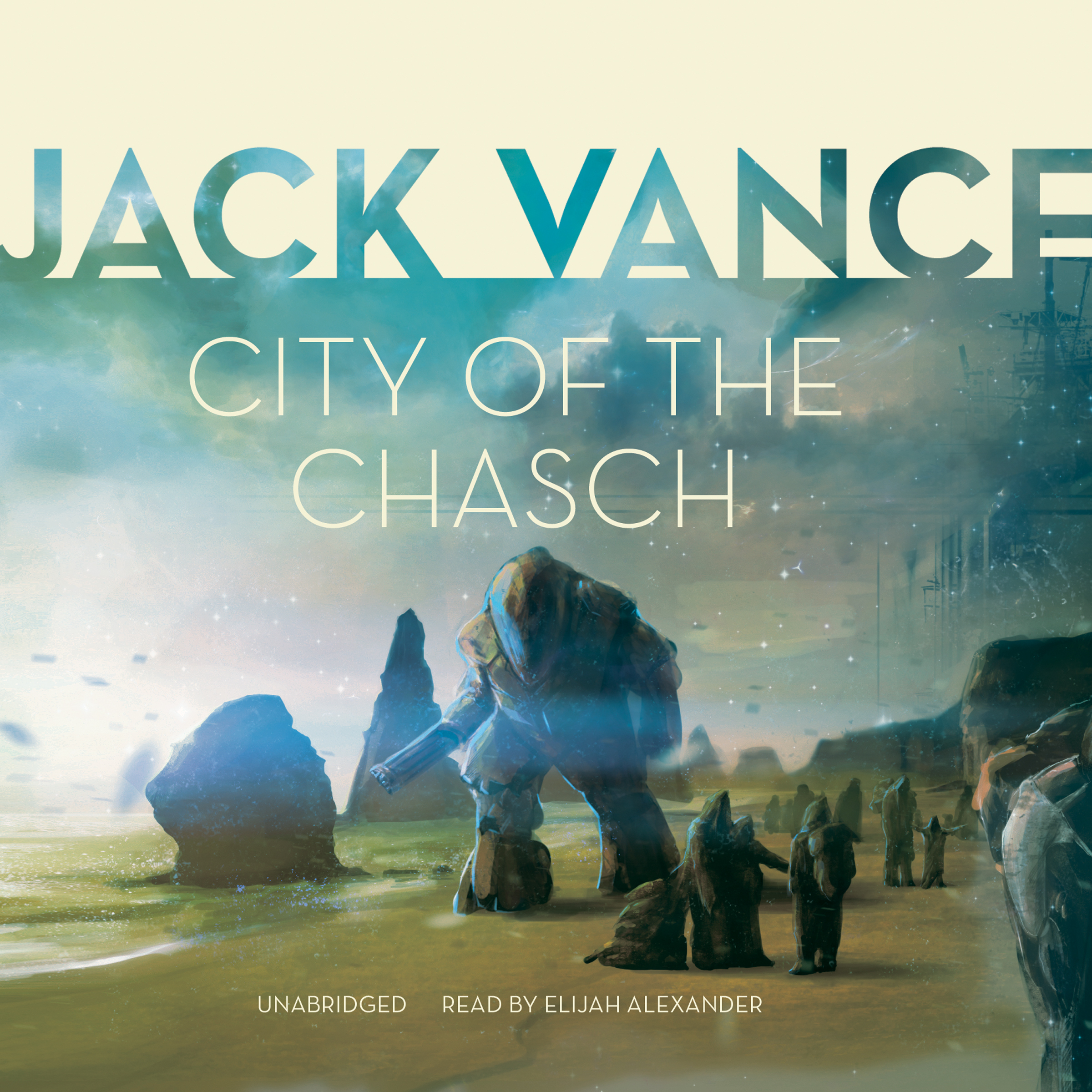 Printable City of the Chasch Audiobook Cover Art