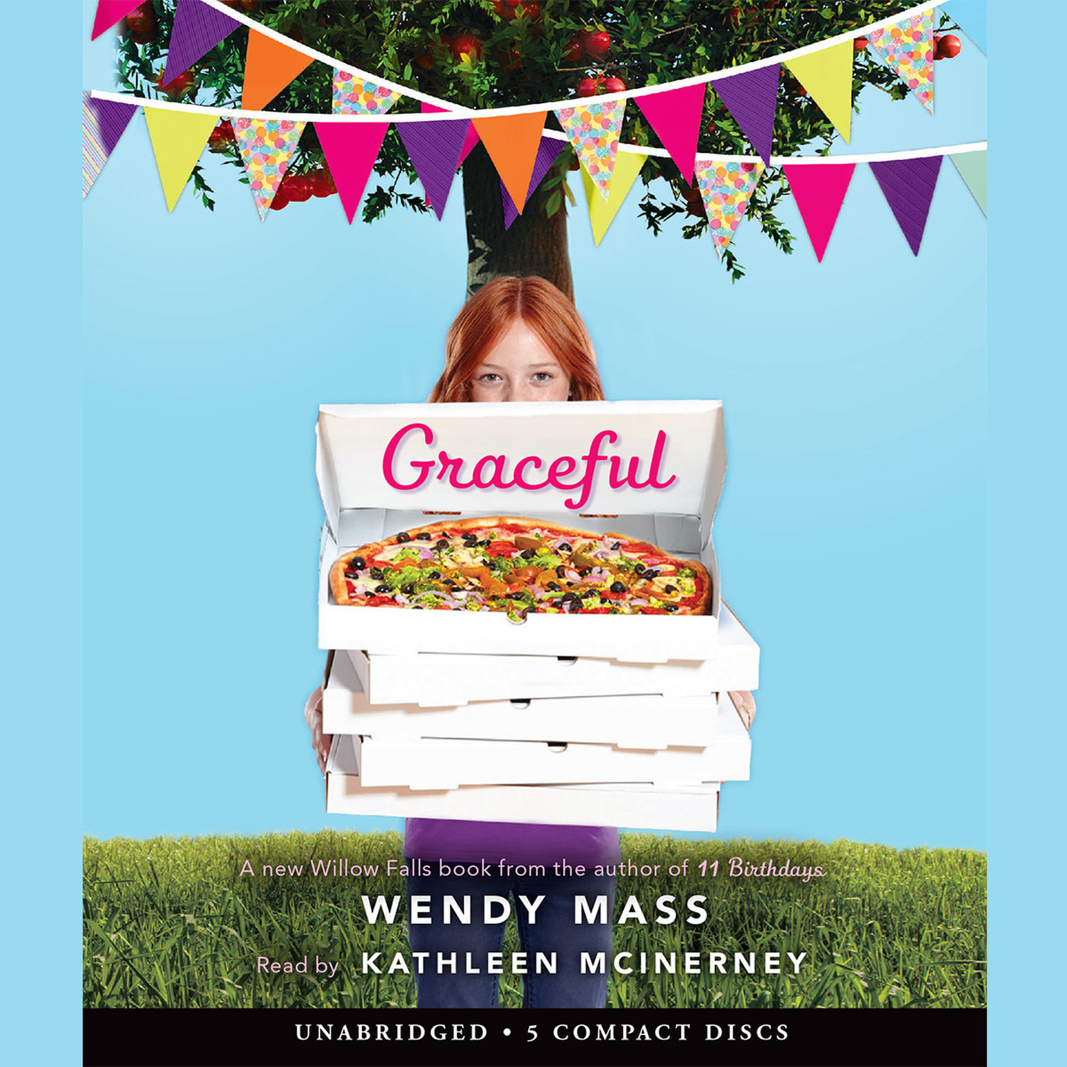 Graceful Audiobook, by Wendy Mass