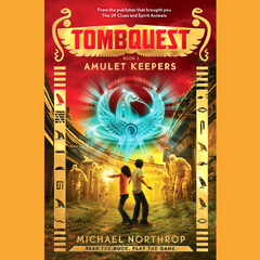 Amulet Keepers Audiobook, by Michael Northrop