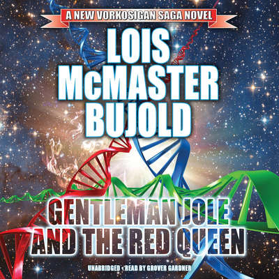 Gentleman Jole and the Red Queen Audiobook, by Lois McMaster Bujold