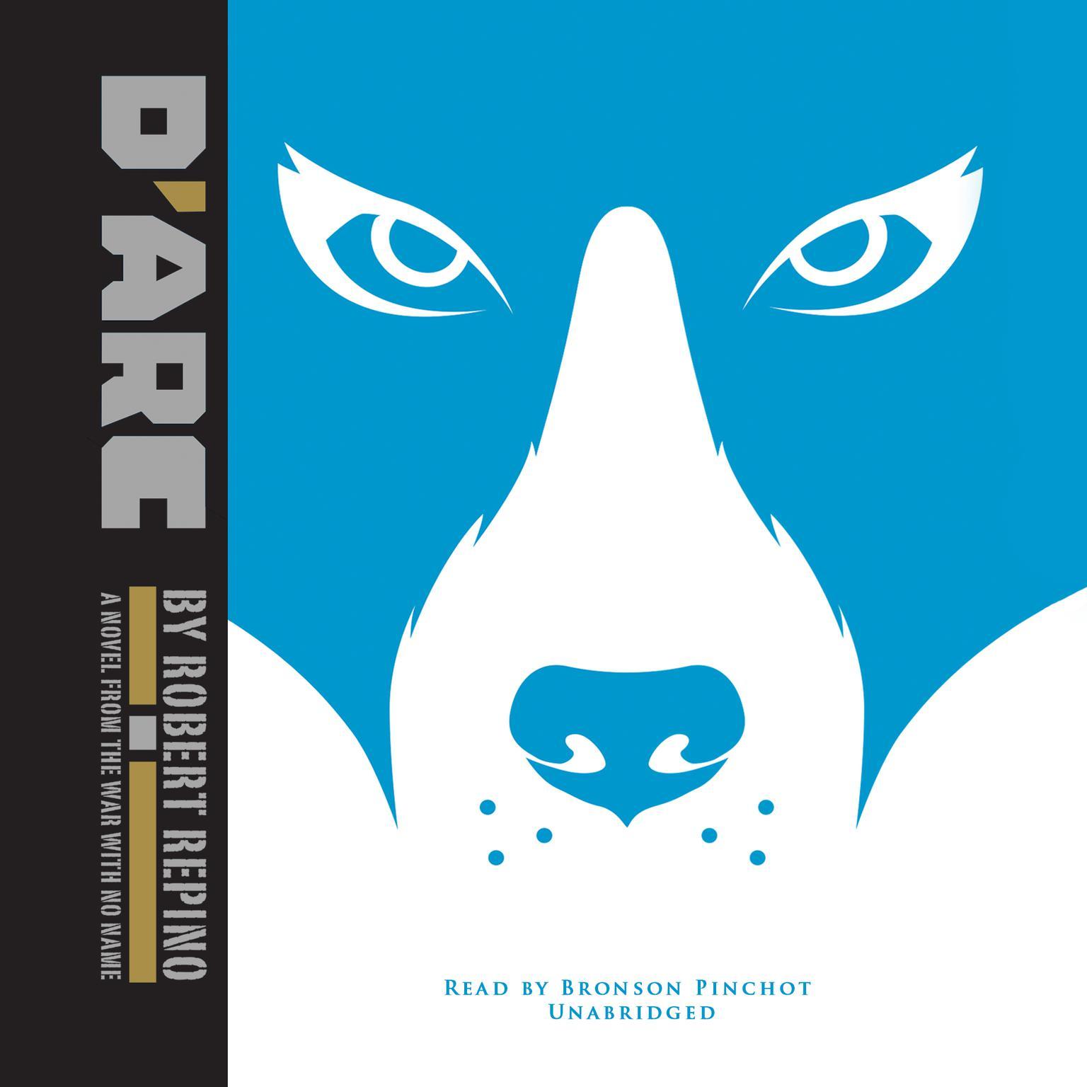 Printable D'Arc Audiobook Cover Art