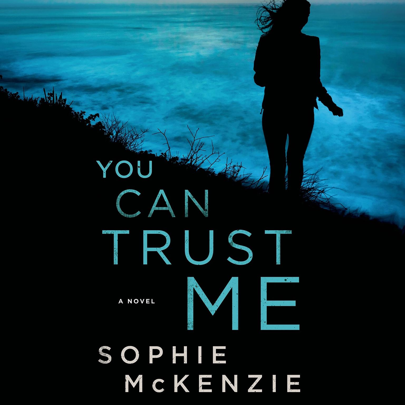 Printable You Can Trust Me: A Novel Audiobook Cover Art