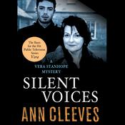 Silent Voices: A Vera Stanhope Mystery Audiobook, by Ann Cleeves