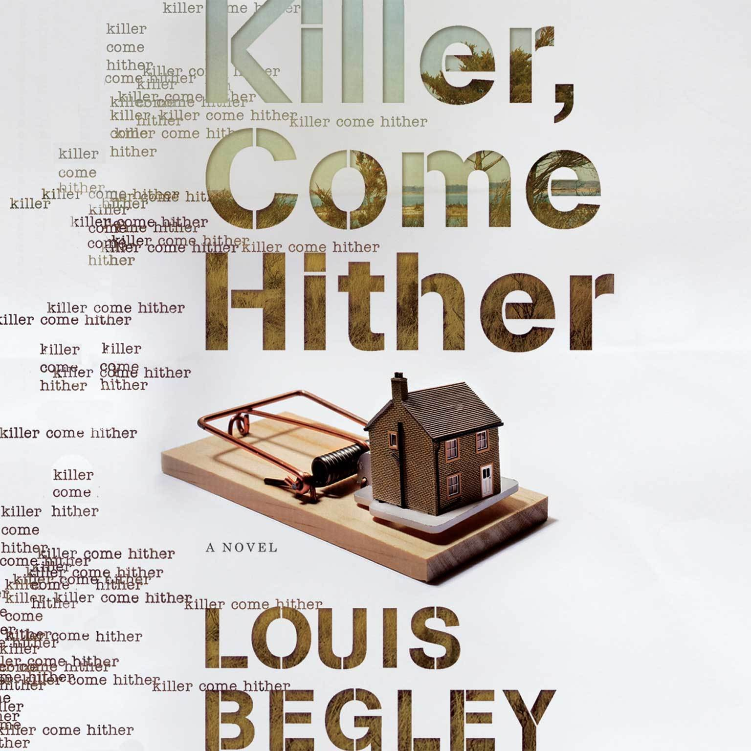 Printable Killer, Come Hither Audiobook Cover Art