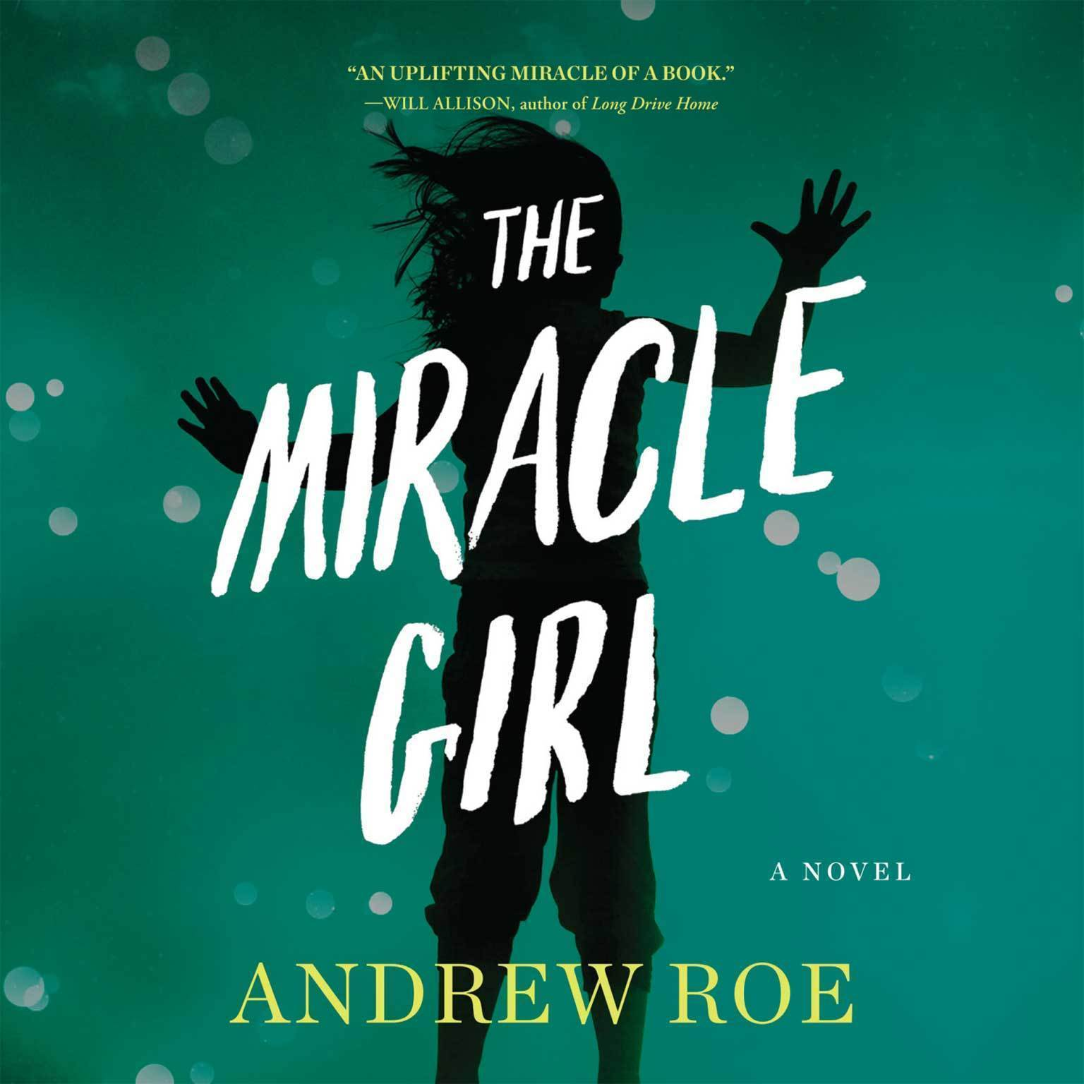 Printable The Miracle Girl: A Novel Audiobook Cover Art
