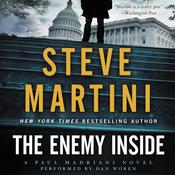 The Enemy Inside Audiobook, by Steve Martini