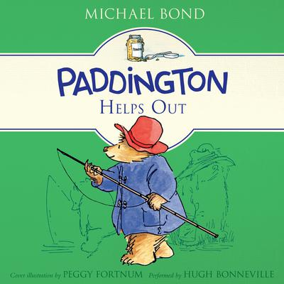 Paddington Helps Out Audiobook, by Michael Bond