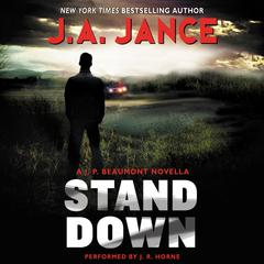 Stand Down: A J.P. Beaumont Novella Audiobook, by J. A. Jance