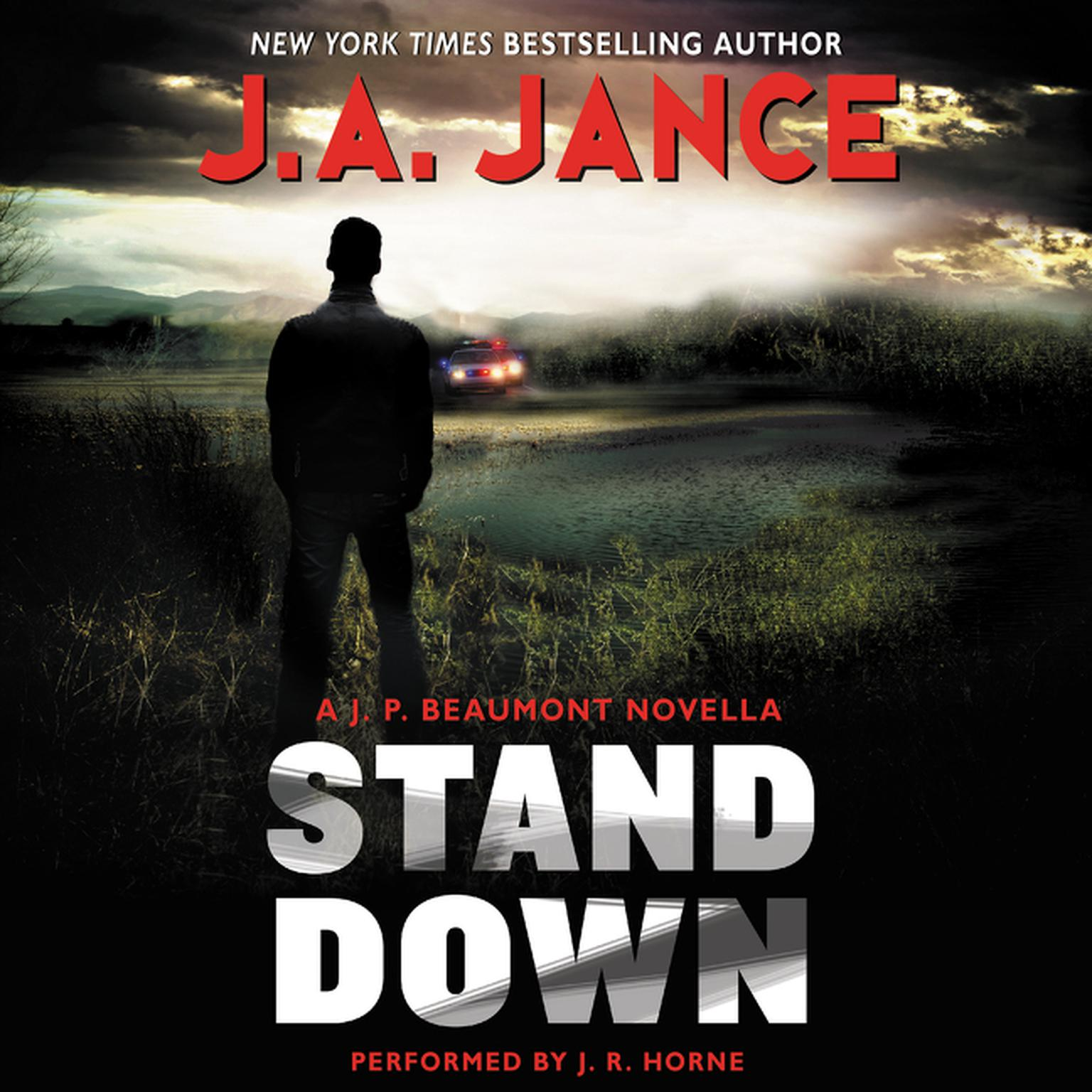 Printable Stand Down: A J.P. Beaumont Novella Audiobook Cover Art