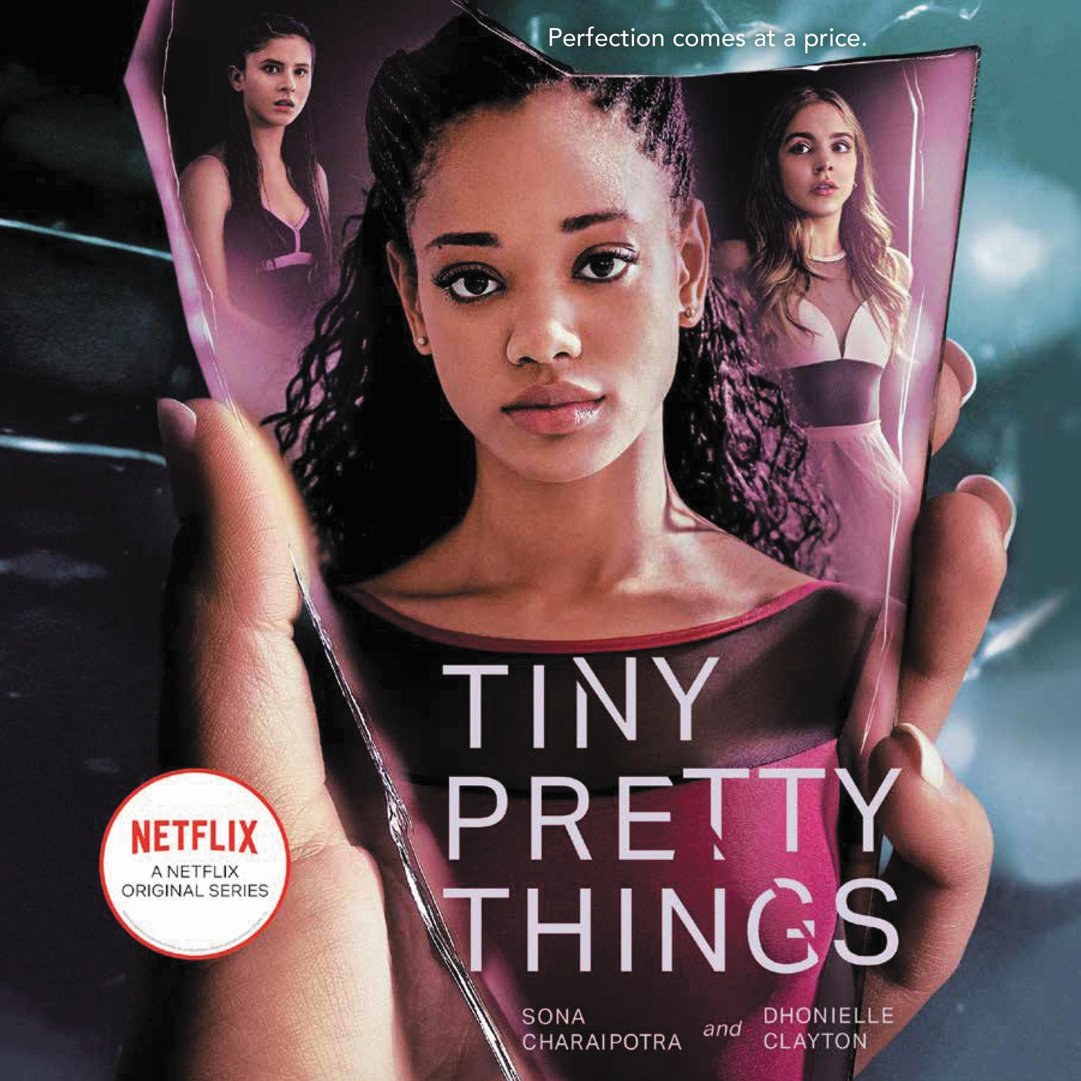Printable Tiny Pretty Things Audiobook Cover Art