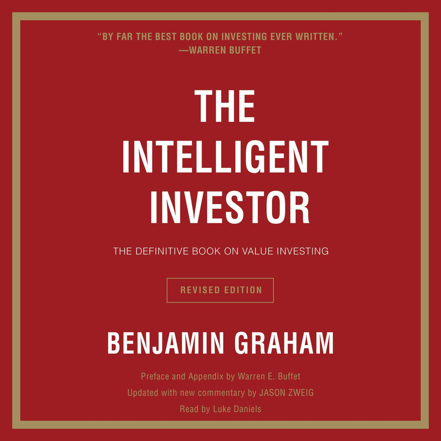 The Intelligent Investor Rev Ed. Audiobook, by Benjamin Graham
