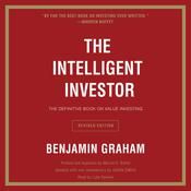 The Intelligent Investor Rev Ed. Audiobook, by Benjamin Graham