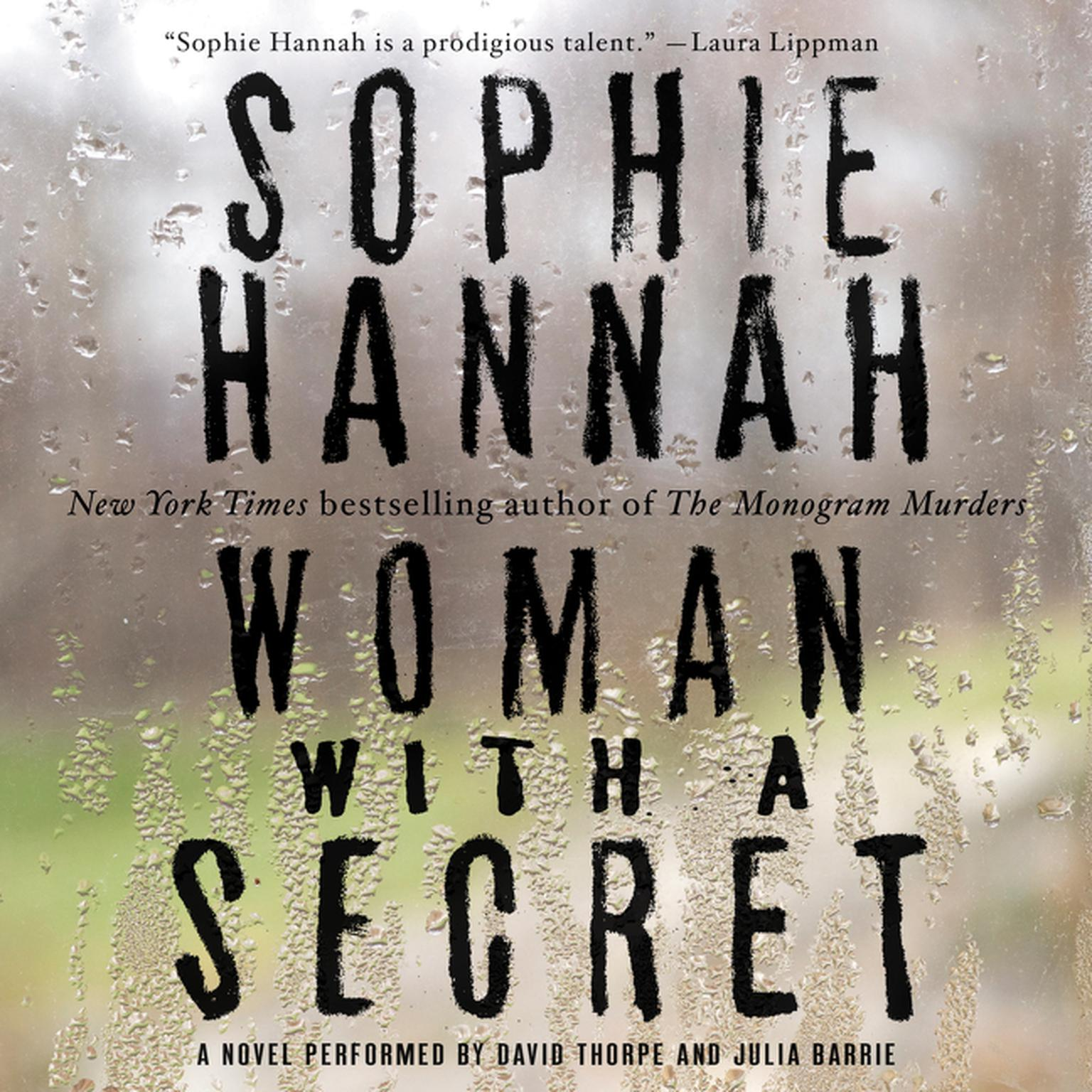 Printable Woman with a Secret: A Novel Audiobook Cover Art