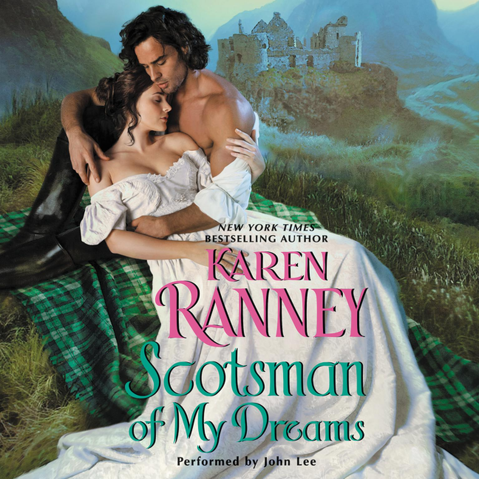 Printable Scotsman of My Dreams Audiobook Cover Art
