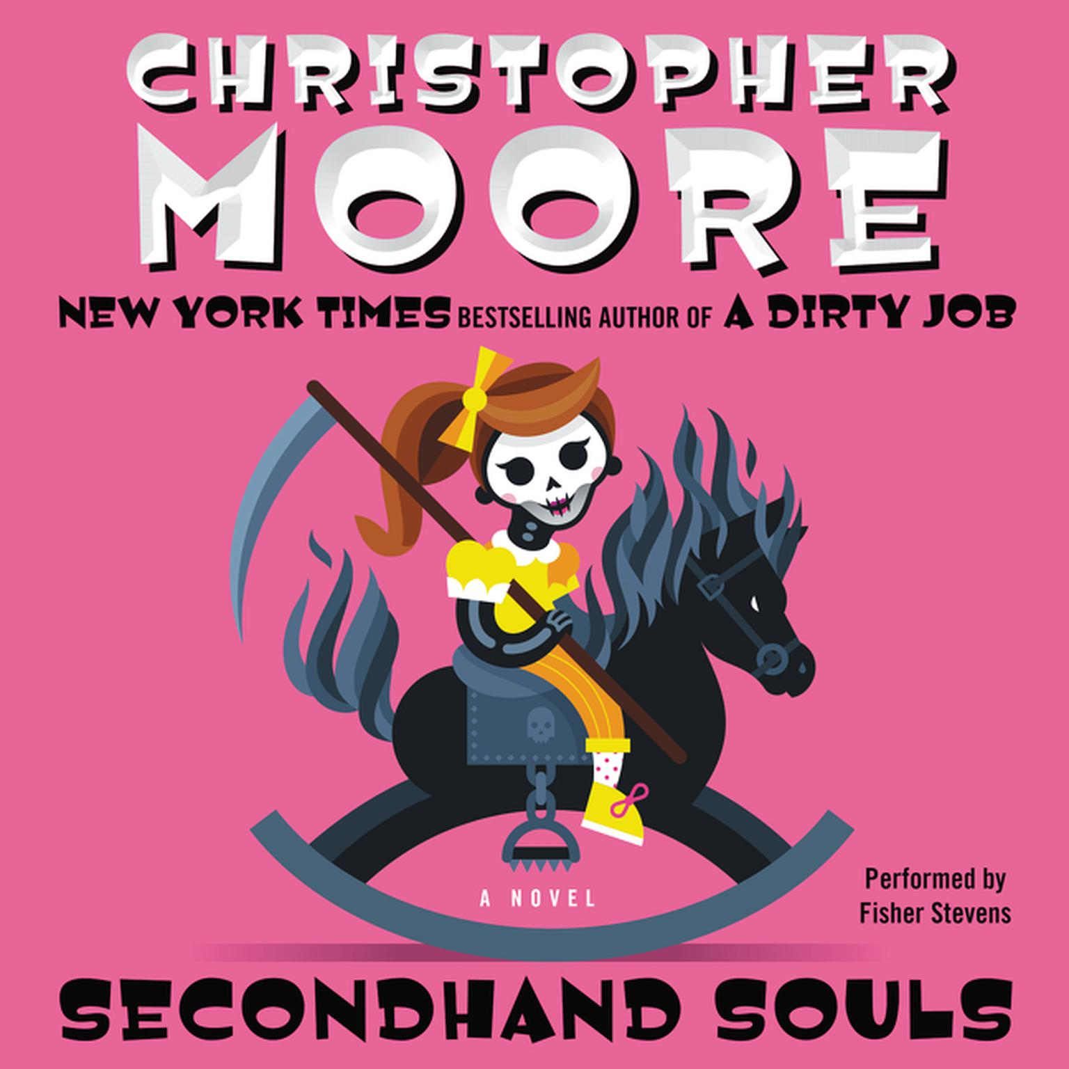 Printable Secondhand Souls: A Novel Audiobook Cover Art